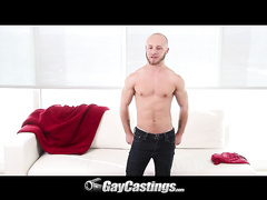 New twink Bjorn Manning does hot and horny bj
